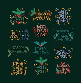 Trzynaście zwrotów świątecznych
