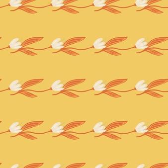 Tulipan streszczenie wzór.