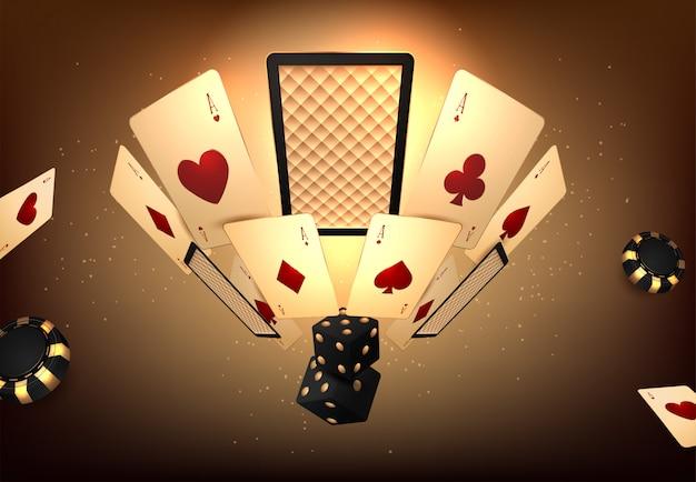 Turniej hazardowy w kasynie