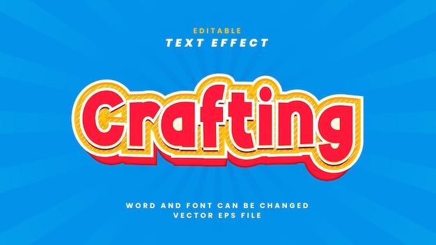 Tworzenie efektu tekstu