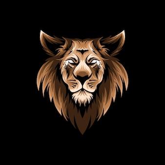 Tygrys ilustracja projekt wektor