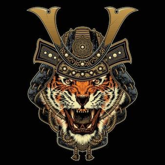 Tygrys samuraj