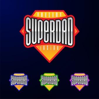 Typografia emblemat sport