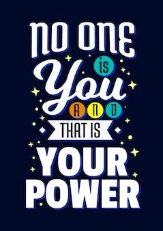Typografia motywacyjne cytaty, inspirujące powiedzenie mądrości na całe życie
