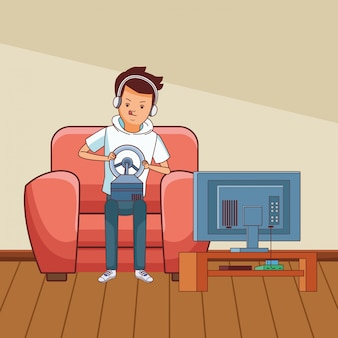 Tysiąclecia i gry wideo w czerni i bieli