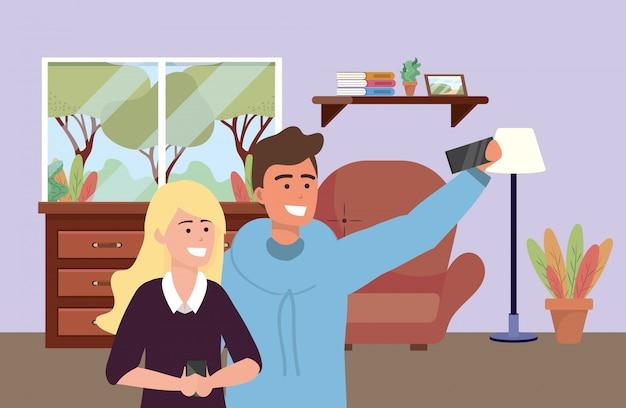 Tysiąclecia selfie data randki