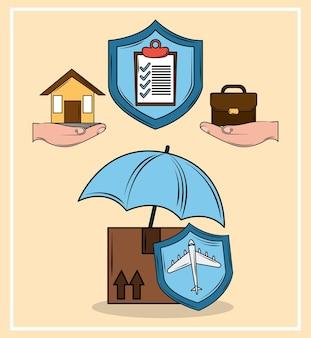 Ubezpieczenie domu podróży