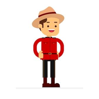 Ubrania narodowe kanady