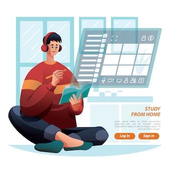 Ucz się od nauczyciela domowego daj zadanie