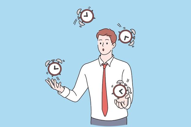 Udana koncepcja zarządzania czasem