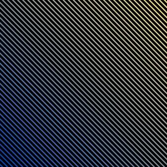 Ukośne linie gradientu wzór. geometryczne proste tło. kreatywna i elegancka ilustracja w stylu