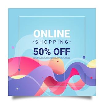 Ulotka sklepu internetowego