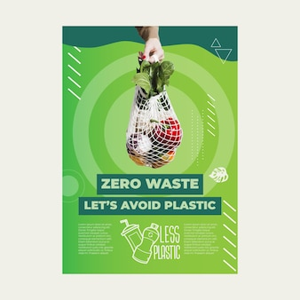 Ulotka zero waste