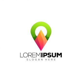 Umieść Projekt Logo Premium Wektorów