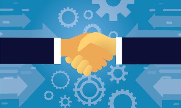 Umowa handlowa umowa partnerstwa