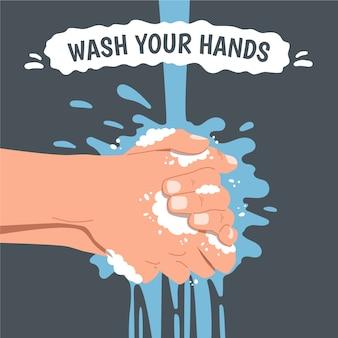 Umyj ręce