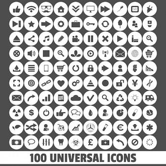 Uniwersalne ikony