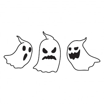 Upiorna kreskówka halloween