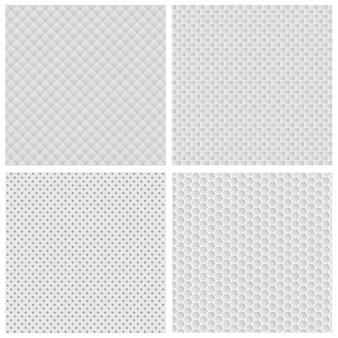 Uproszczone abstrakcyjne tła - idealne do projektowania stron internetowych