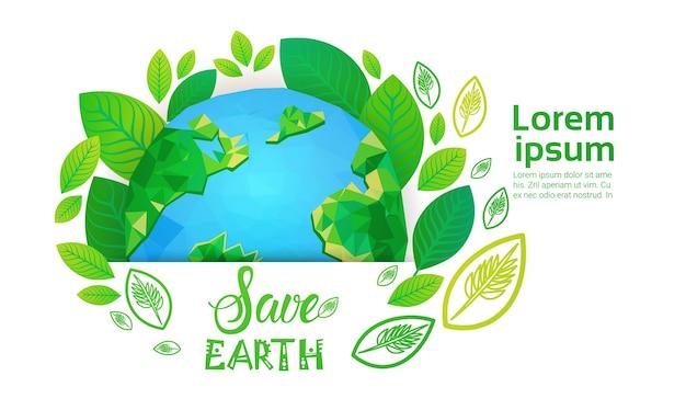 Uratuj światowy dzień ochrony środowiska