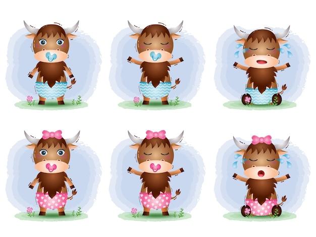 Urocza kolekcja baby yak w dziecięcym stylu