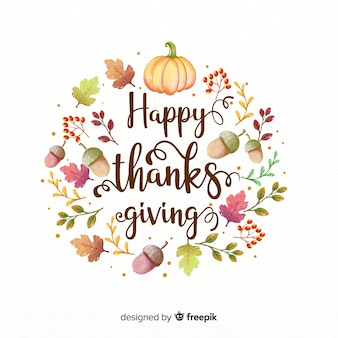 Urocza kompozycja dziękczynienia