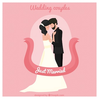 Urocza para ślub