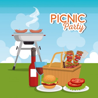 Uroczystość piknikowa