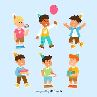 Urodzinowa kolekcja dla dzieci