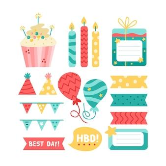 Urodzinowa kolekcja notatników