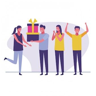 Urodzinowe przyjęcie-niespodzianka