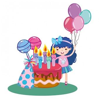 Urodziny dziewczyny