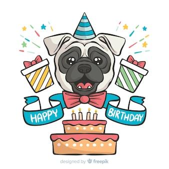 Urodziny szczeniaka