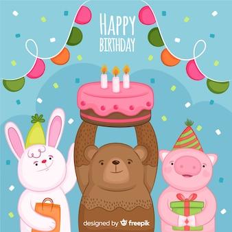 Urodziny zwierząt