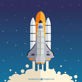 Uruchomienie rakiety