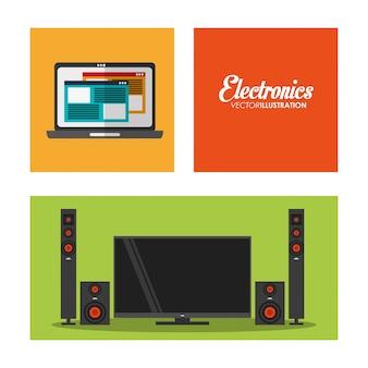 Urządzenia elektroniczne do domu