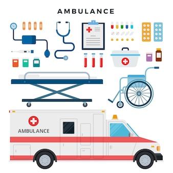 Urządzenia medyczne do pomocy w nagłych wypadkach