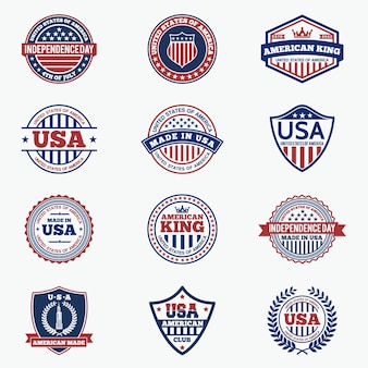 USA Odznaka