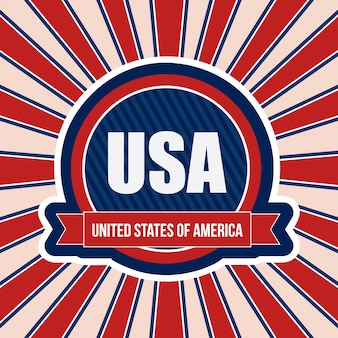 Usa patriotyczna karta