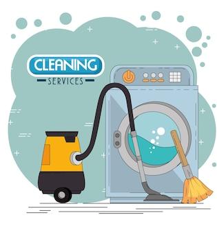 Usługi czyszczenia emblematów i logo