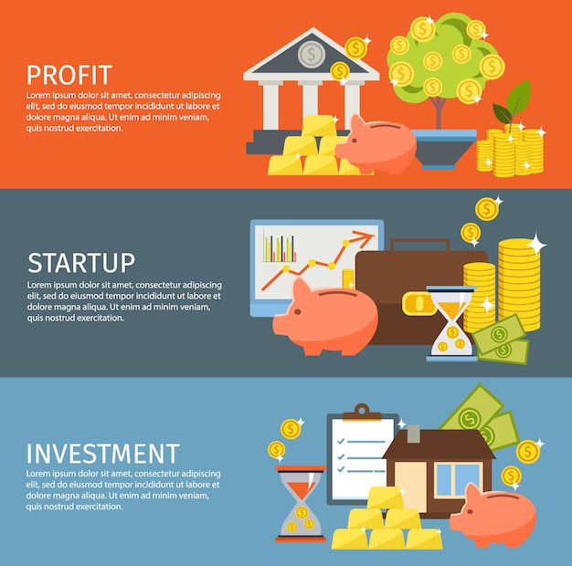 Ustaw baner inwestycyjny