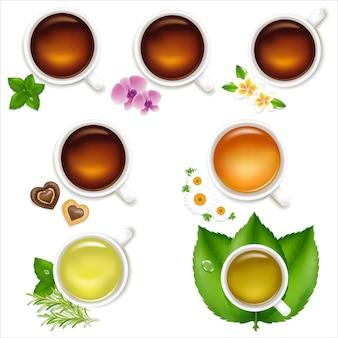 Ustaw herbatę