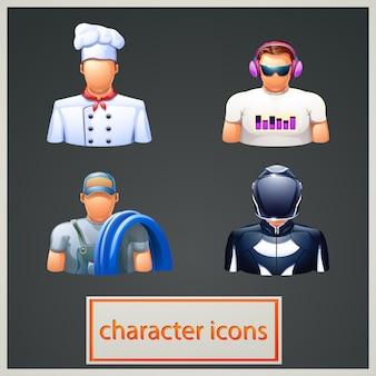 Ustaw ikony