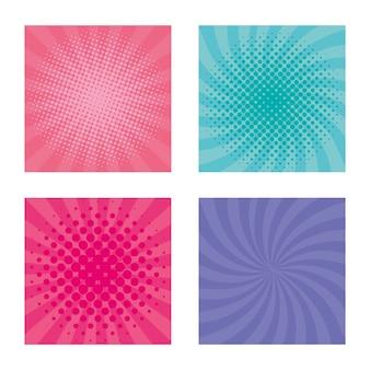 Ustaw kolory wzoru serii