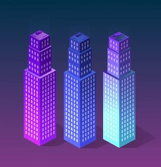 Ustaw miasto w ultrafiolecie