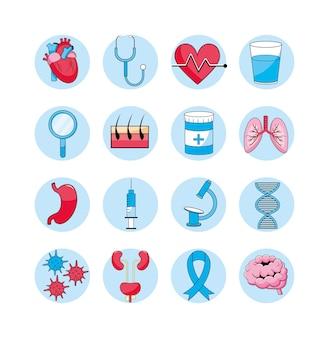 Ustaw profilaktykę diagnostyki medycznej