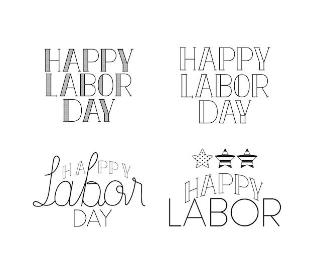 Ustaw ręcznie robione fonty w dzień roboczy