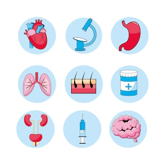 Ustawia chorobę związaną z konsultacją lekarską