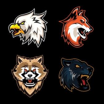 Ustawić logo zwierząt