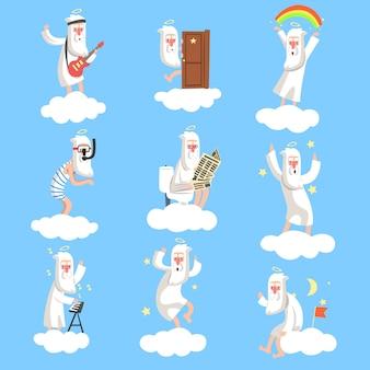 Ustawiono dni robocze postaci boga